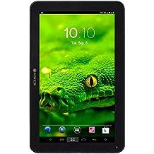 """Woxter Qx 105 - Tablet de 10.1"""" (WiFi, Bluetooth 4.0, 16 GB de RAM, lector de tarjetas micro SD, salida mini HDMI) negro"""