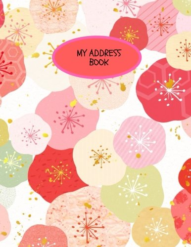My Address Book: Large Print Birthdays & Address Book for Contacts, Telephone, Addresses, Phone Numbers and Email | Alphabetical Organizer Journal Notebook: Volume 7 (Reference)