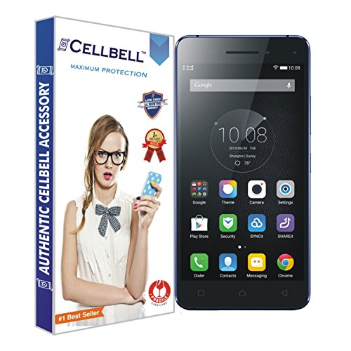 CELLBELL® Tempered Glass Screen Protector For Lenovo Vibe S1 With FREE Installation Kit