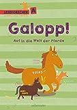 LESEFORSCHER: Galopp! Auf in die Welt der Pferde (1./2. Klasse)