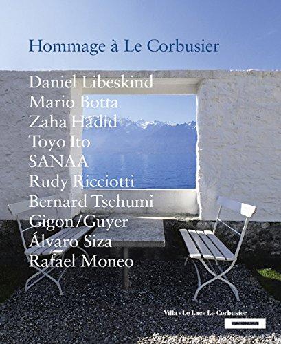 Hommage  Le Corbusier