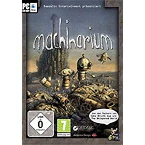 Machinarium (inkl. Samorost 2) – [PC/Mac]