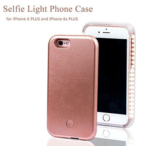 senweit-selfie-light-phone-case-led-flash-lightning-enhancing-illuminated-shell-cover-rose-gold-for-