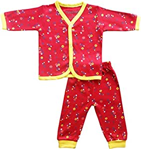 73e033a3960 Clothing   Accessories · Baby  NammaBaby New Born Cotton Front Open Full  Sleeves Night Suit For Baby. Share