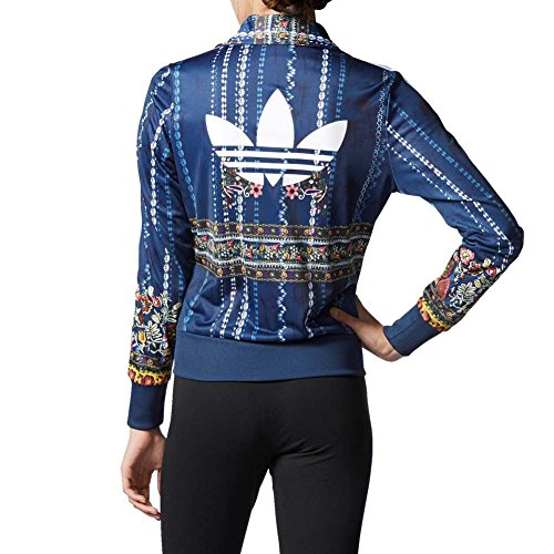 dc3ffa2e78ef adidas Originals Women s Cirandeira Firebird Track Jacket In Multi