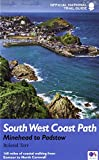 South West Coast Path: Minehead to Padstow: National Trail Guide (National Trail Guides)