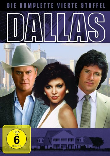 Dallas - Die komplette vierte Staffel [7 DVDs]