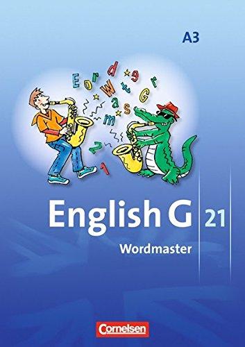 English G 21 A. 3. Wordmaster