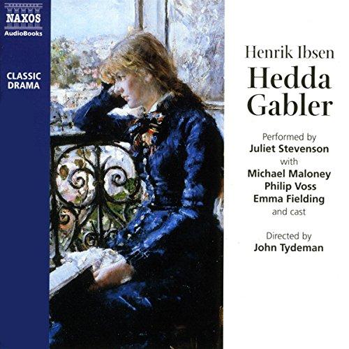 Hedda Gabler  Audiolibri