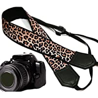 Grey Native American Inspired Camera Strap with Pocket Unisex Strap for Amateurs and Professionals Modest Strap for DSLR and SLR Cameras 00390