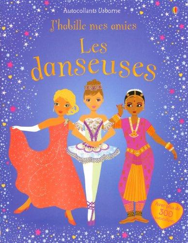 J'HABILLE MES AMIES DANSEUSES par FIONA WATT