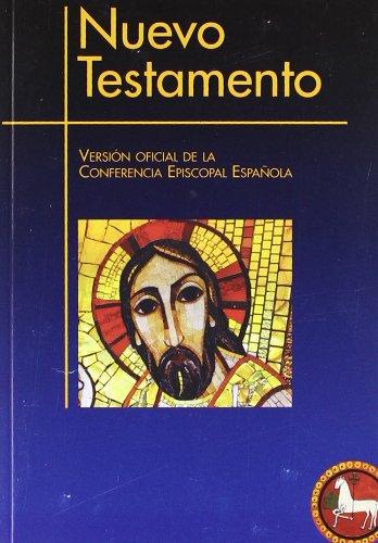 Nuevo Testamento cee ed popular bols rustica (EDICIONES BÍBLICAS) por A Conferencia Espiscopal Español