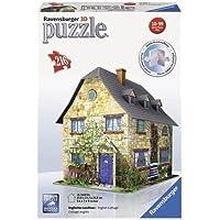 Ravensburger 12585 - English Cottage Puzzle 3D