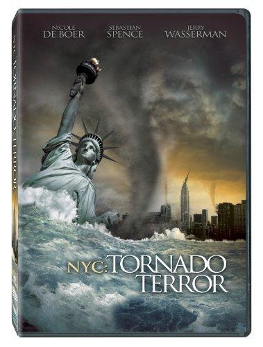 NYC Tornado Terror by Nicole De Boer