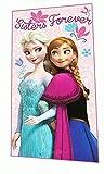 Disney Frozen Decke Fleece Überwurf Offiziell Prinzessin Elsa Anna Weich 100 x 150cm
