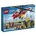 LEGO City 60108 - Feuerwehr-Löscheinheit