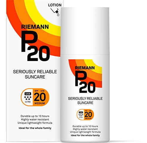 Riemann P20 Once A Day 10 Hours Sun Protection SPF20-200ml