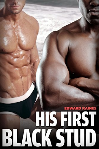 His First Black Stud: First Time Gay MM Interracial Romance (English Edition)