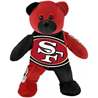 NFL Football SAN FRANCISCO 49ERS Plush Mascot/Kuscheltier/Teddybear