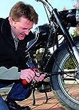 Einhell Akku Knick Schrauber TC-SD 3,6 Li (Lithium Ionen, 3,6 V, 1,3 Ah, 3 Nm, LED-Licht, LED-Batterieanzeige, inkl. 6 Bits und Ladegerät) - 7