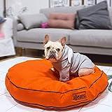 LNLW Letto for Cani sensibili sminuito Domestico del Gatto Coperta Cucciolo Ortopedico Pillow Quattro Stagioni Disponibile Rotonda del Cane del Nido Materasso Obliterable e Lavabile