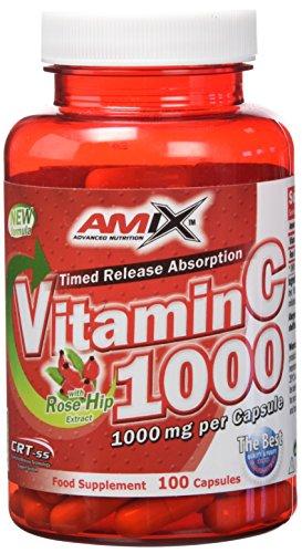 Amix Vitamin C 1000 Vitaminas y Minerales - 1000 gr_8594159532601