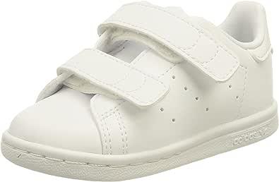 adidas Boy's Unisex Kid's Stan Smith Cf C Gymnastics Shoe Child