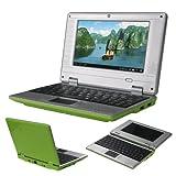 Grüne 17,78 cm Mini Android 4.1 Notebook Netbook mit Wifi Via8850 4 GB g�nstiger