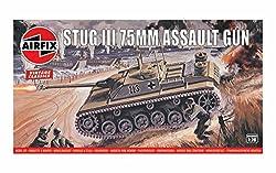Airfix A01306V Stug III Assault Gun, 75 mm