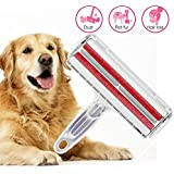 SR SUREADY Pet Hair Remover, Lint Roller, Lint Remover and Pet Hair Roller in one. Remove Dog, Cat Hair from Furniture…