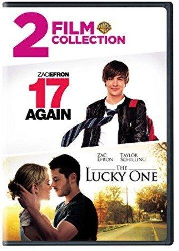 17 AGAIN / LUCKY ONE - 17 AGAIN / LUCKY ONE (2 DVD)