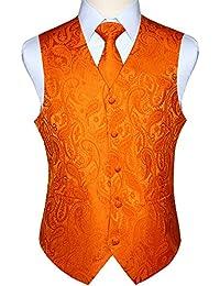 Ropa Amazon Trajes Hombre Naranja es Y Blazers xvqCaYOw