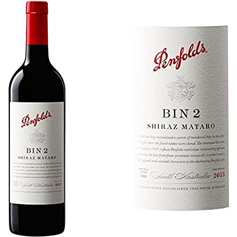 Vin rouge - Penfolds Bin 2 Australie Shiraz - Mataro 2013 -...