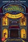 Le Musée des Monstres - Tome 1: La tête réduite par Oliver