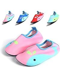 aed4a60147bde J T Chaussures Bébé Chaussures Bébé Garçon Filles Chaussures Aquatiques Enfant  Chaussures D eau Chaussures de