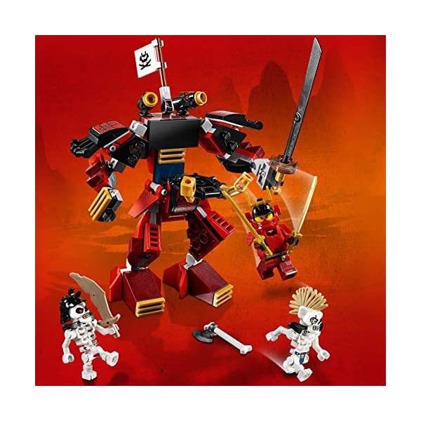 LEGO Ninjago - Mech Samurai, 70665 2 spesavip