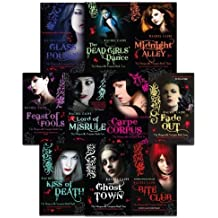 Morganville Vampires, Series 1 to 2 By Rachel Caine 10 Books Collection Set
