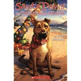 Santa Paws on Christmas Island