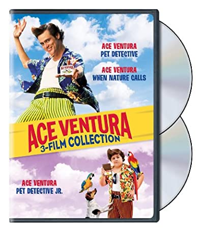 Ace Ventura 1-3 Collection [Import USA Zone 1]