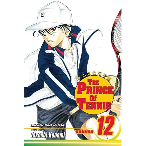 [The Prince of Tennis: v. 12] (By (author)  Takeshi Konomi) [published: December, 2008]
