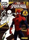 Stick & Color Ultimate Spiderman 2017...
