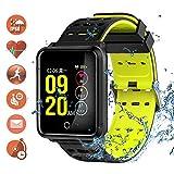 SmartWatch TagoBee TB06 IP68 Fitness Tracker für Schwimmen Bluetooth Wasserdicht Activity Tracker Pedometer Schrittzähler Hat Kompatibel mit Andriod und ios(weiß)