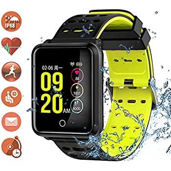 Ventdest Smartwatch con GPS, Impermeable Reloj Inteligente ...