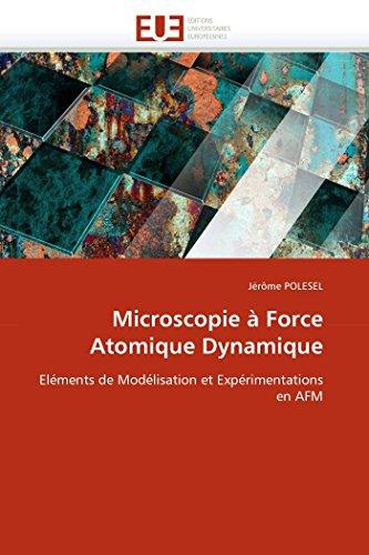 Microscopie à force atomique dynamique