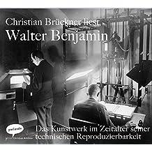 Das Kunstwerk im Zeitalter seiner technischen Reproduzierbarkeit, 1 Audio-CD