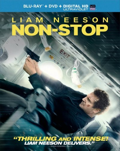 Non-Stop (Blu-ray + DVD + DIGITAL HD with UltraViolet) by Julianne Moore