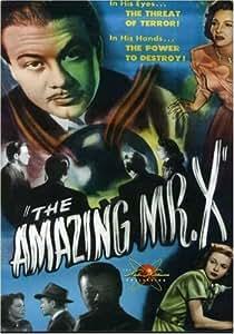 Amazing Mr X [DVD] [1948] [Region 1] [US Import] [NTSC]
