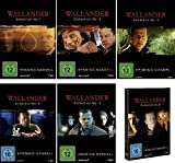 Wallander Collection komplett Set kostenlos online stream