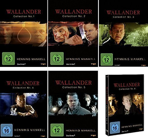 Wallander Series 1-4