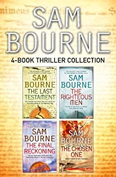Sam Bourne 4-Book Thriller Collection
